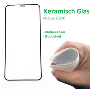 ShieldCase® iPhone Xs Max keramisch glas screen protector
