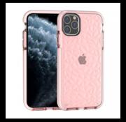 ShieldCase® You're A Diamond iPhone 12 Pro  - 6.1 inch hoesje (roze)