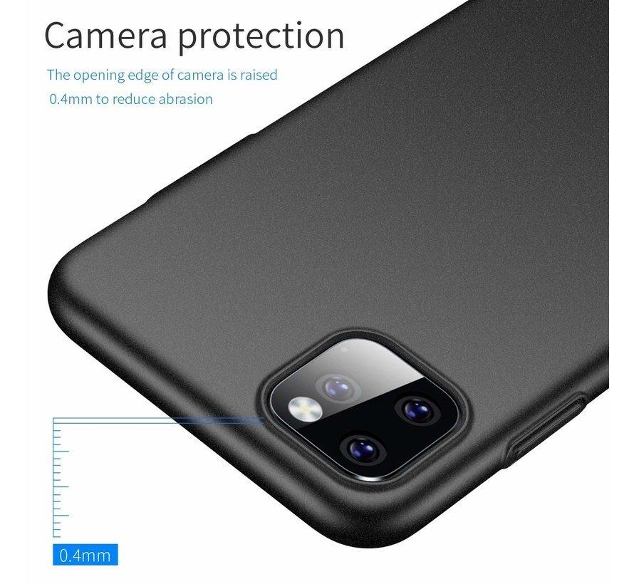 Shieldcase Ultra thin case iPhone 12 Pro - 6.1 inch (zwart)