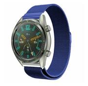 Huawei Watch GT Milanees bandje (blauw)