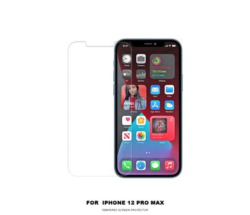 ShieldCase® iPhone 12 Pro Max screen protector (tempered glass)