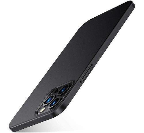 ShieldCase® Shieldcase Ultra thin case iPhone 12 Pro - 6.1 inch (zwart)