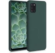 ShieldCase® Samsung Galaxy A21s siliconen hoesje (groen)