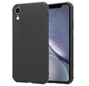 ShieldCase® Zwarte case met bumpers iPhone Xr