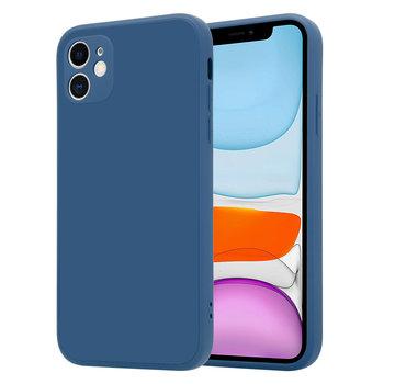ShieldCase® iPhone 11 vierkante silicone case (blauw)