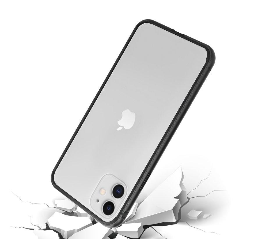 ShieldCase iPhone 11 metalen bumper case (zwart)