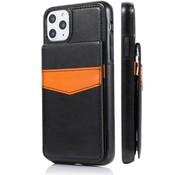ShieldCase® Staand portemonnee hoesje iPhone 11 Pro Max (zwart)
