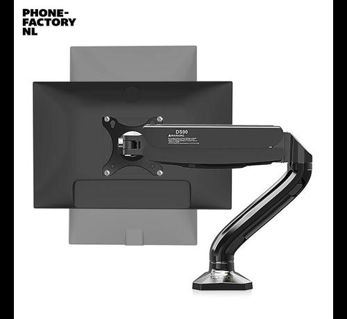Kaloc Monitorarm met gasveer - 360 graden kantelbaar - 17 tot 32 inch