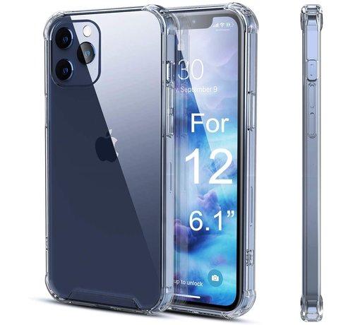 ShieldCase® ShieldCase Shock case iPhone 12 Pro - 6.1 inch (transparant)