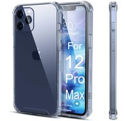 ShieldCase® Shock case iPhone 12 Pro Max - 6.7 inch (transparant)