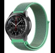 Samsung Galaxy Watch nylon band (mint)