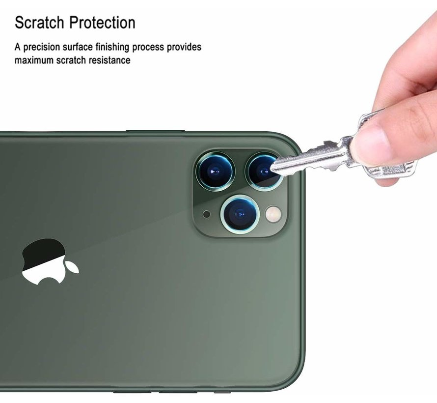 ShieldCase iPhone 12 Pro camera lens protector