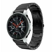 Samsung Galaxy Watch metalen band (zwart)