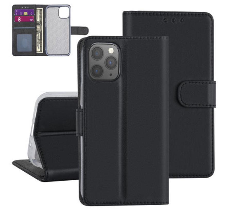 ShieldCase Booktype case iPhone 12 Pro  - 6.1 inch (zwart)
