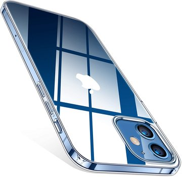 ShieldCase® Ultra thin silicone case iPhone 12  - 6.1 inch