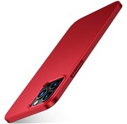 ShieldCase® Ultra thin case iPhone 12 Pro Max - 6.7 inch (rood)