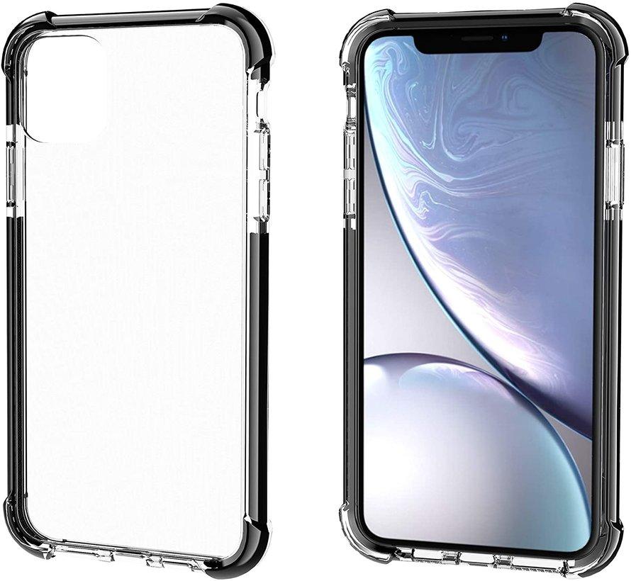 ShieldCase bumper shock case iPhone 12 Pro Max 6.7 inch (zwart)