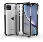 ShieldCase® Bumper shock case iPhone 12 Pro Max 6.7 inch (zwart)