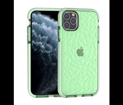 ShieldCase® ShieldCase You're A Diamond iPhone 12 Pro Max - 6.7 inch hoesje (groen)