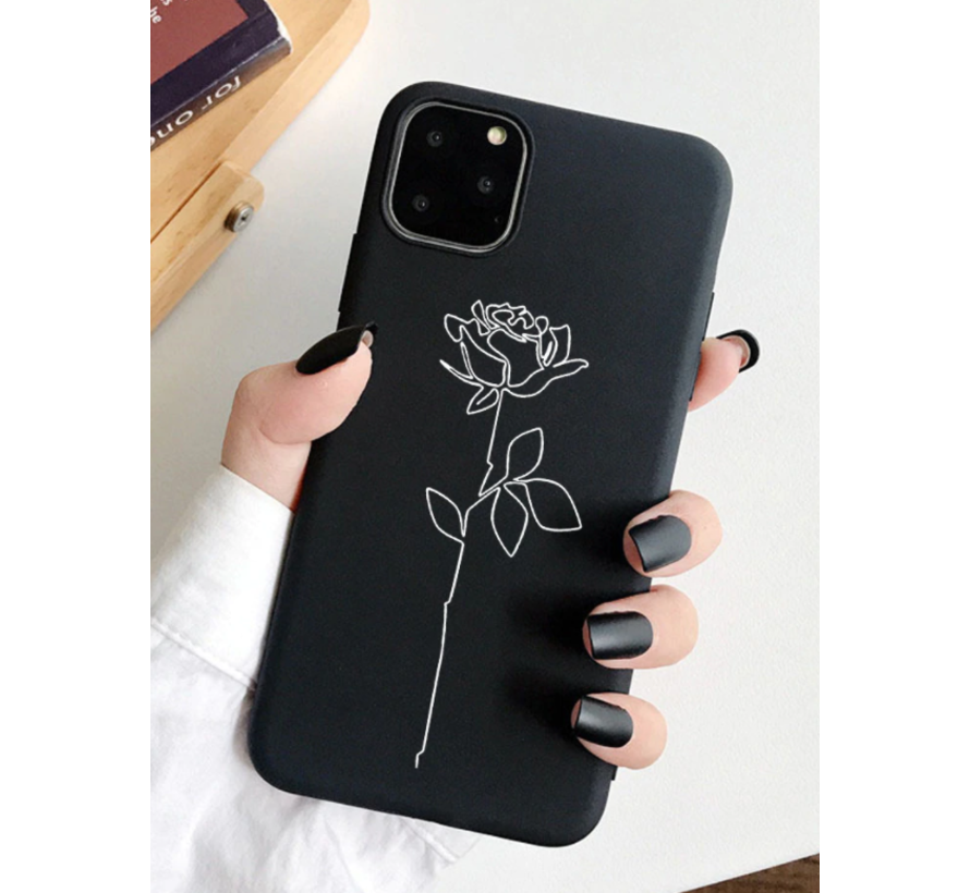 ShieldCase Perfect Rose iPhone 12 Pro Max  hoesje