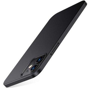 ShieldCase® iPhone 12 ultra thin case - 6.1 inch (zwart)