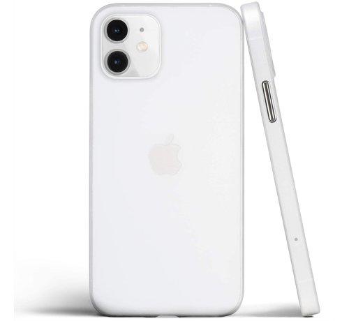 ShieldCase® ShieldCase Extreem dun iPhone 12 hoesje - 6.1 inch (transparant)