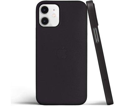 ShieldCase® ShieldCase Extreem dun iPhone 12 hoesje - 6.1 inch (zwart)