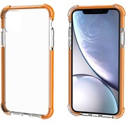 ShieldCase® Bumper shock case iPhone 12 - 6.1 inch (oranje)