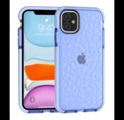 ShieldCase® You're A Diamond iPhone 12 - 6.1 inch hoesje (blauw)