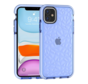 ShieldCase diamanten case iPhone 12 - 6.1 inch (blauw)