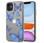 ShieldCase® Give Me Butterflies iPhone 12 - 6.1 inch hoesje