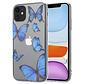 ShieldCase Give Me Butterflies iPhone 12 - 6.1 inch hoesje