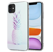 ShieldCase® Pina To My Colada iPhone 12 - 6.1 inch hoesje