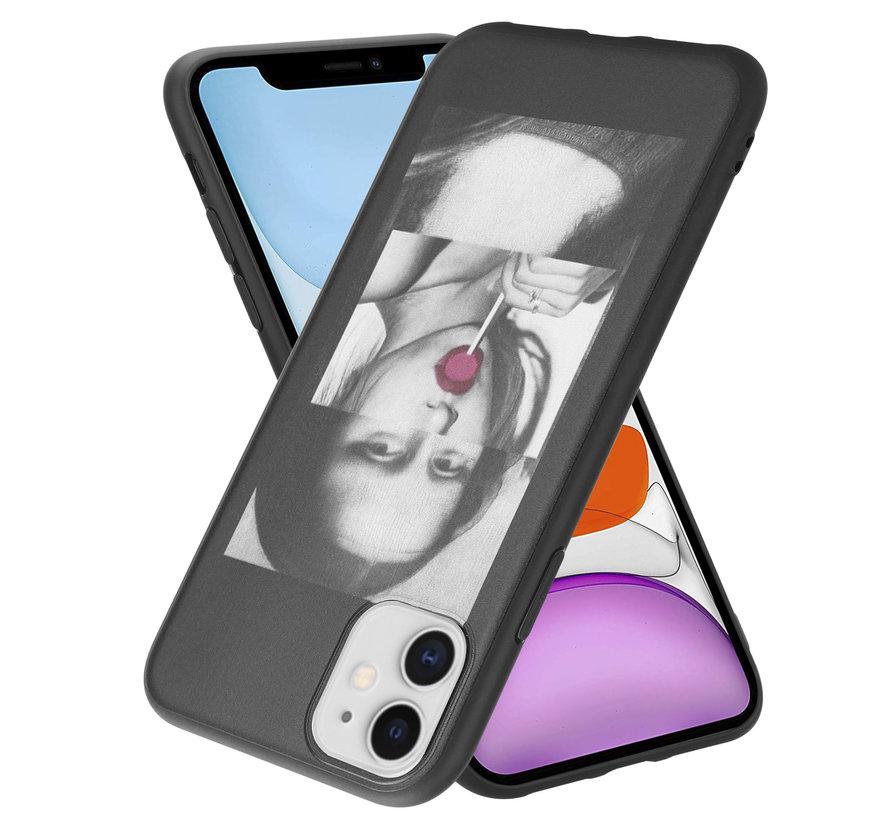 ShieldCase Mona Lisa iPhone 12  - 6.1 inch hoesje