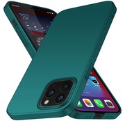 ShieldCase® Ultra thin case iPhone 12 Pro - 6.1 inch (groen)