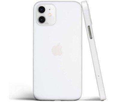ShieldCase® ShieldCase Extreem dun iPhone 12 Mini hoesje - 5.4 inch (transparant)