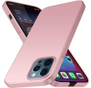 ShieldCase® Ultra thin case iPhone 12 Pro Max - 6.7 inch (roze)