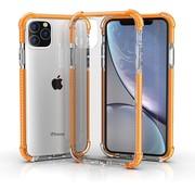 ShieldCase® Bumper shock case iPhone 12 Pro - 6.1 inch (oranje)