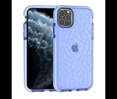 ShieldCase® ShieldCase You're A Diamond iPhone 12 Pro  - 6.1 inch hoesje (blauw)