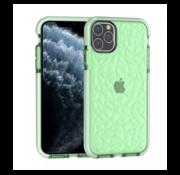 ShieldCase® You're A Diamond iPhone 12 Pro  - 6.1 inch hoesje (groen)