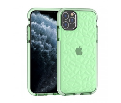 ShieldCase® ShieldCase You're A Diamond iPhone 12 Pro  - 6.1 inch hoesje (groen)