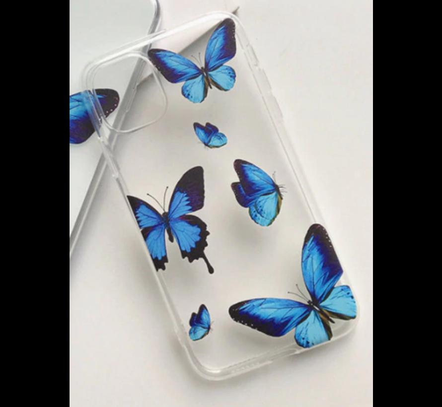 ShieldCase Give Me Butterflies iPhone 12 Pro - 6.1 inch hoesje