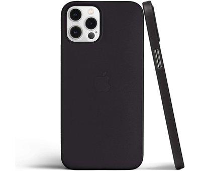 ShieldCase® ShieldCase Extreem dun iPhone 12 Pro hoesje - 6.1 inch (zwart)