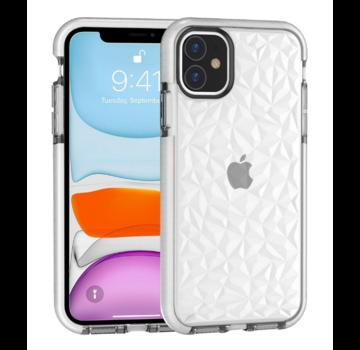 ShieldCase® You're A Diamond iPhone 12 - 6.1 inch hoesje (wit)