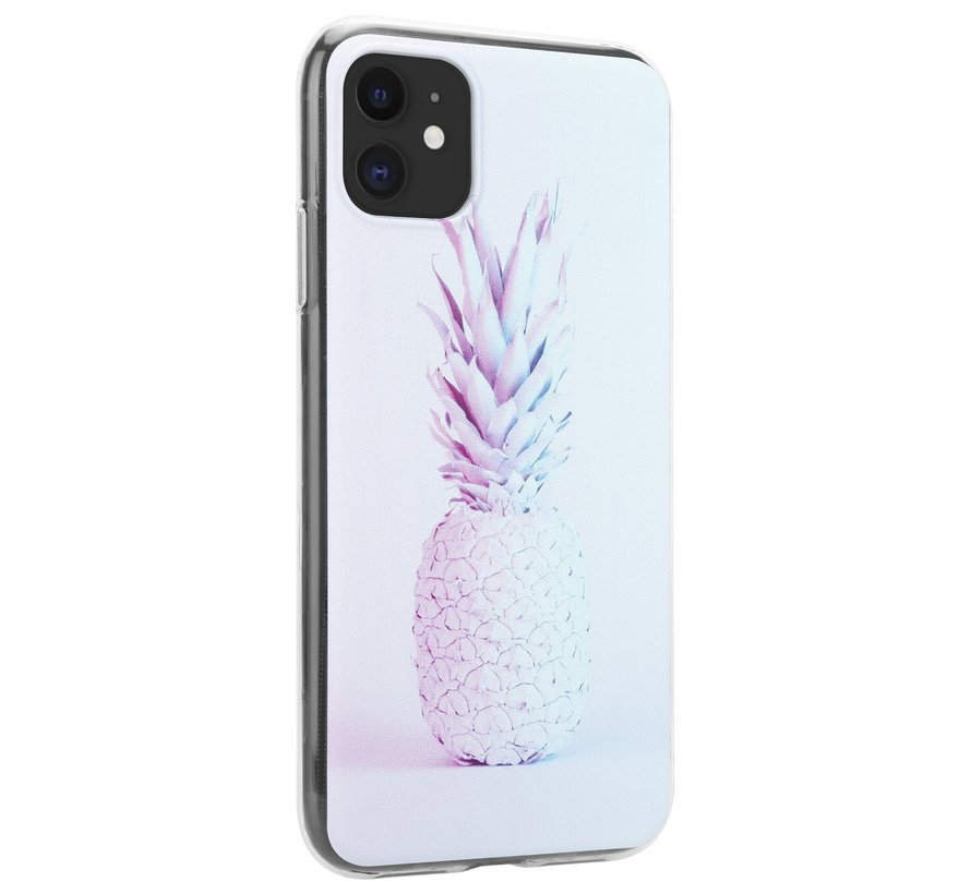 ShieldCase Pina To My Colada iPhone 12 Mini - 5.4 inch hoesje