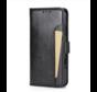 ShieldCase iPhone 12 Pro - 6.1 inch uitneembare book case (zwart)