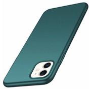 ShieldCase® Ultra thin case iPhone 12 - 6.1 inch (groen)