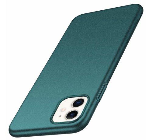ShieldCase® Shieldcase Ultra thin case iPhone 12 - 6.1 inch (groen)