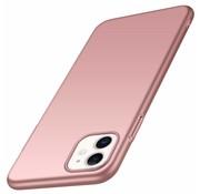 ShieldCase® Ultra thin case iPhone 12 - 6.1 inch (roze)