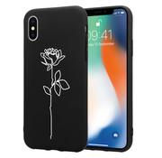 ShieldCase® Perfect Rose iPhone X / Xs hoesje